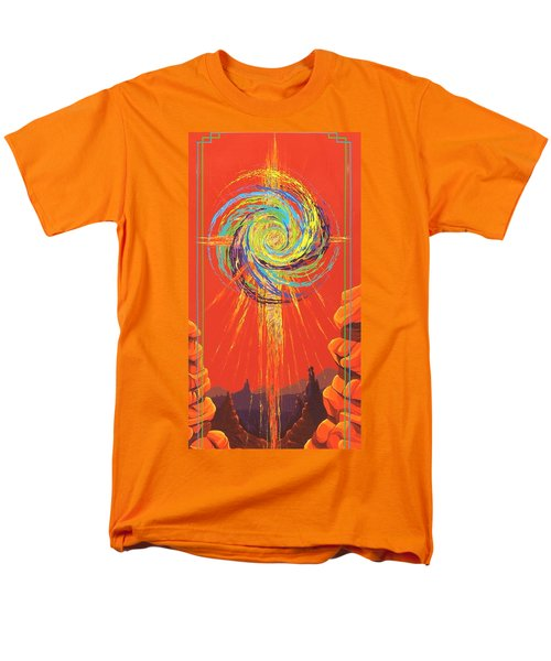 Star Of Splendor Men's T-Shirt  (Regular Fit) by Alan Johnson