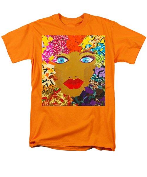 The Bluest Eyes Men's T-Shirt  (Regular Fit) by Apanaki Temitayo M
