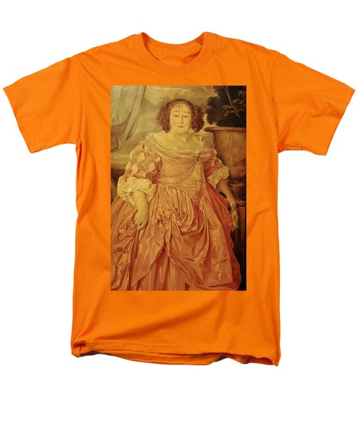 The Fat Lady Men's T-Shirt  (Regular Fit) by Gina Dsgn