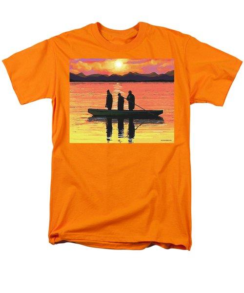 The Fishermen Men's T-Shirt  (Regular Fit) by Sophia Schmierer