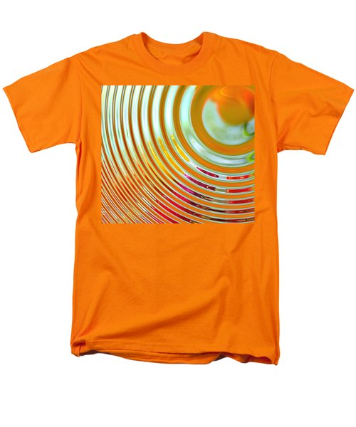 The Ripple Effect Men's T-Shirt  (Regular Fit) by Mary Machare