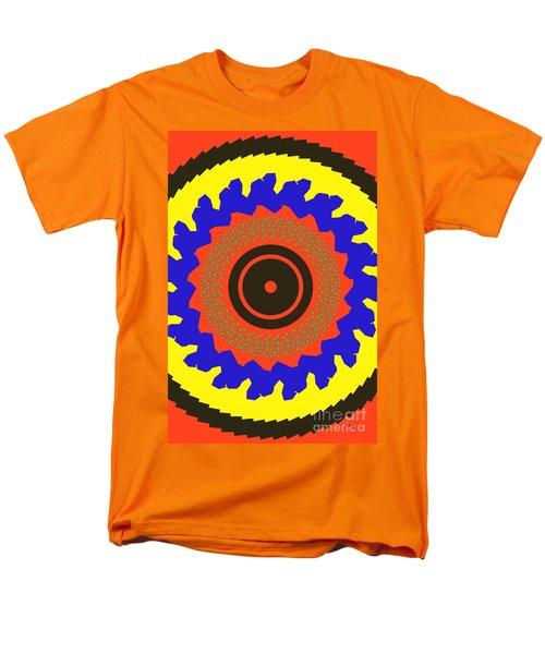The Watcher Men's T-Shirt  (Regular Fit) by Claudia Ellis