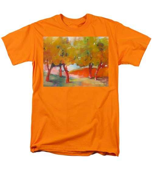 Trees #5 Men's T-Shirt  (Regular Fit) by Michelle Abrams