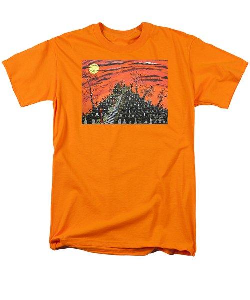 Undertaker's House Men's T-Shirt  (Regular Fit) by Jeffrey Koss