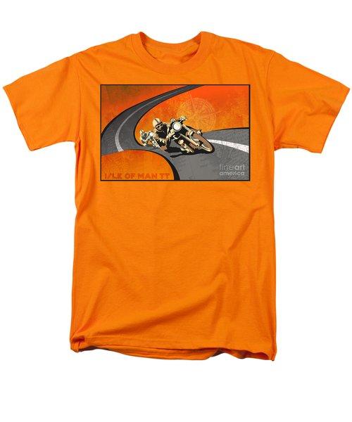 Vintage Motor Racing  Men's T-Shirt  (Regular Fit) by Sassan Filsoof