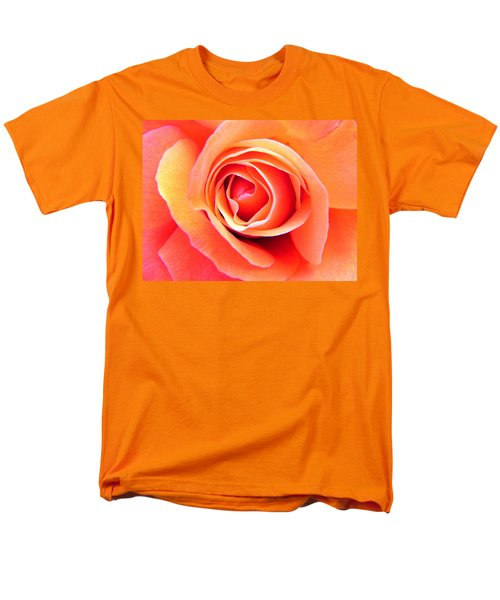 Men's T-Shirt  (Regular Fit) featuring the photograph Vortex by Deb Halloran