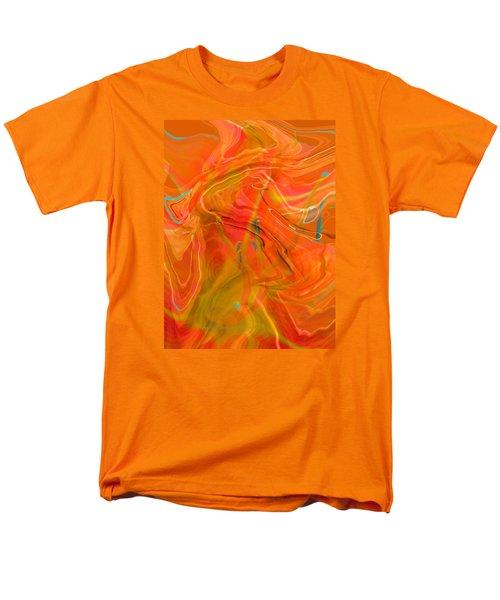 Men's T-Shirt  (Regular Fit) featuring the photograph Was A Daylily by Brooks Garten Hauschild