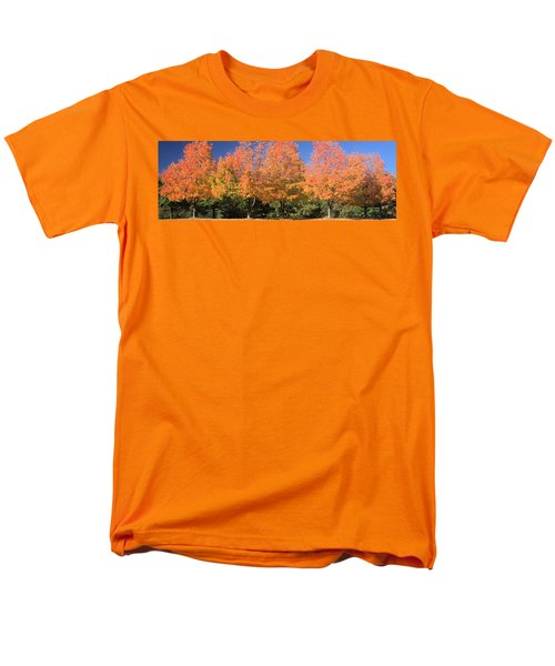Men's T-Shirt  (Regular Fit) featuring the photograph Welcome Autumn by Gordon Elwell