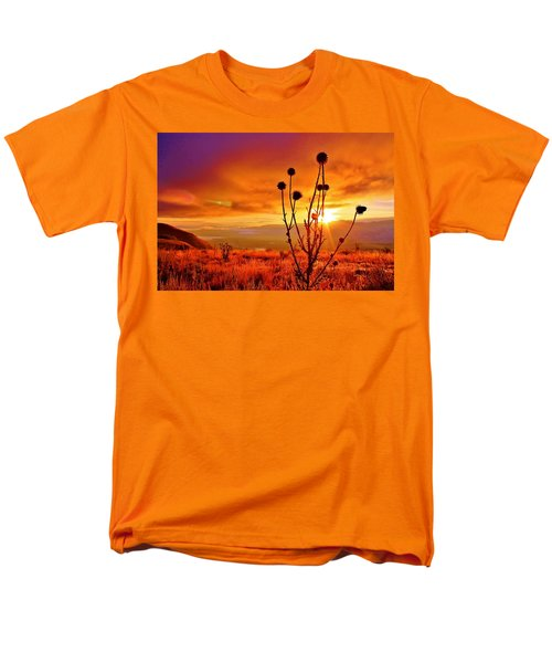What A Morning Men's T-Shirt  (Regular Fit) by Catie Canetti