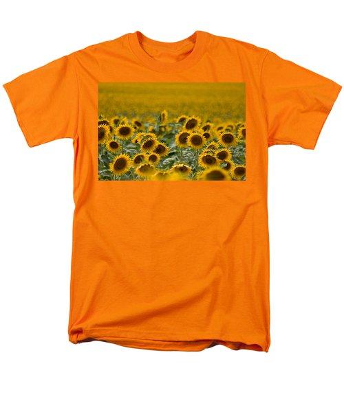 Men's T-Shirt  (Regular Fit) featuring the photograph Yellow by Ronda Kimbrow