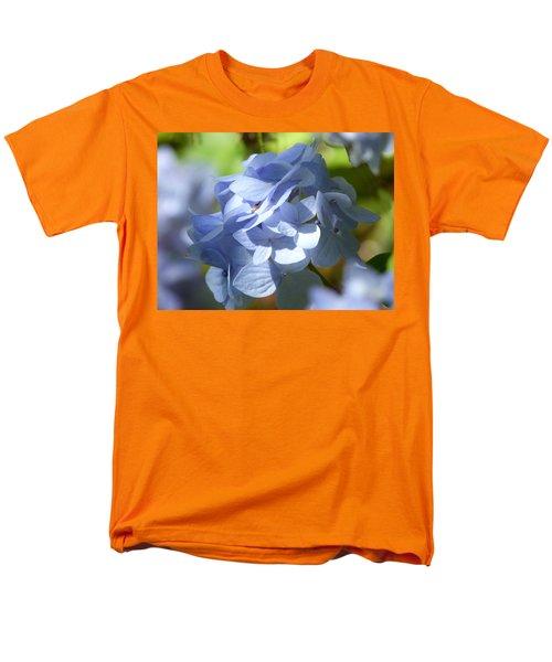 Men's T-Shirt  (Regular Fit) featuring the photograph Hydrangea by Lynn Bolt
