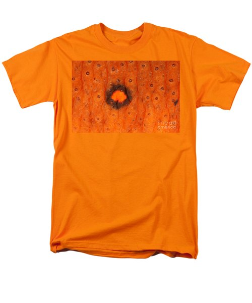 Skin Of Eastern Newt Men's T-Shirt  (Regular Fit) by Ted Kinsman