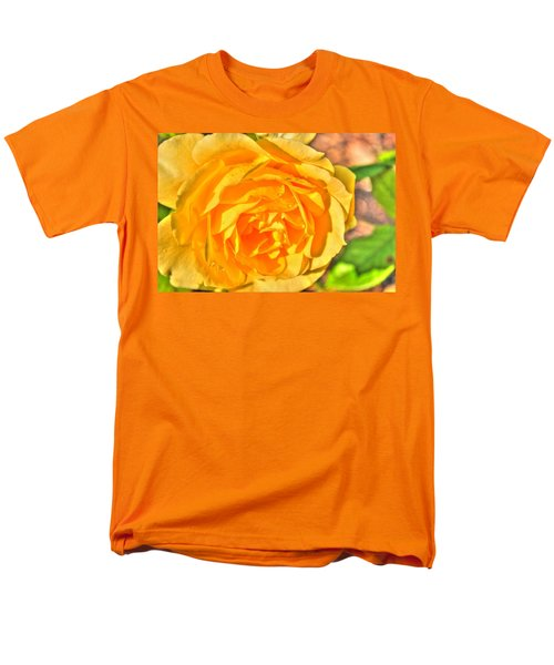 Men's T-Shirt  (Regular Fit) featuring the photograph After The Rain by Michael Frank Jr
