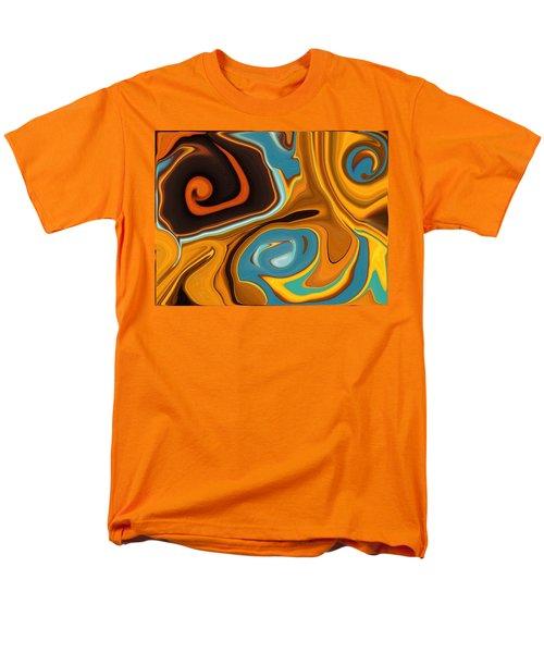 Caramel Dreams Men's T-Shirt  (Regular Fit) by Renate Nadi Wesley