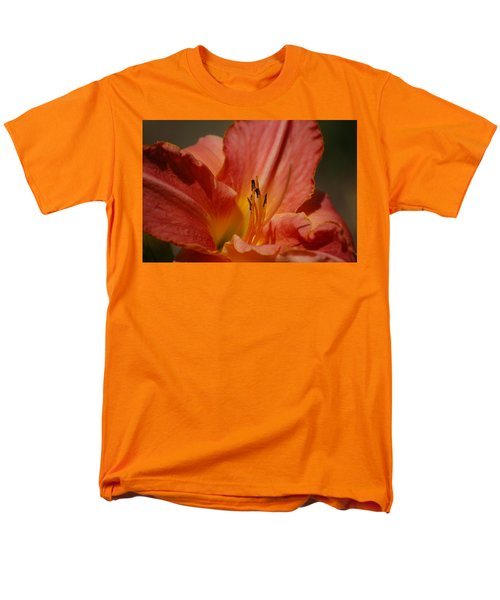 Daylilly Men's T-Shirt  (Regular Fit) by Randy J Heath
