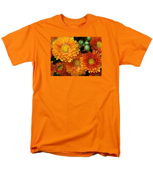 Men's T-Shirt  (Regular Fit) featuring the photograph Fall Colors by Bruce Bley