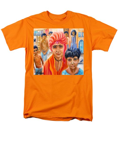 India Rising -- Prince Of Thieves Men's T-Shirt  (Regular Fit)