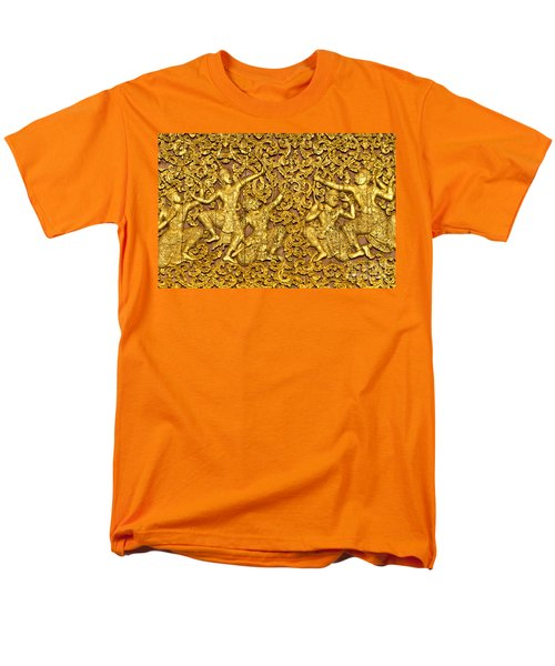 Men's T-Shirt  (Regular Fit) featuring the photograph Ramayana by Luciano Mortula