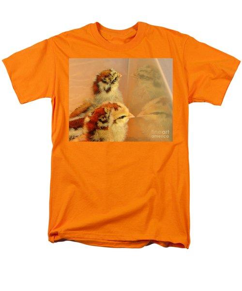 Reflections Men's T-Shirt  (Regular Fit) by Priscilla Richardson