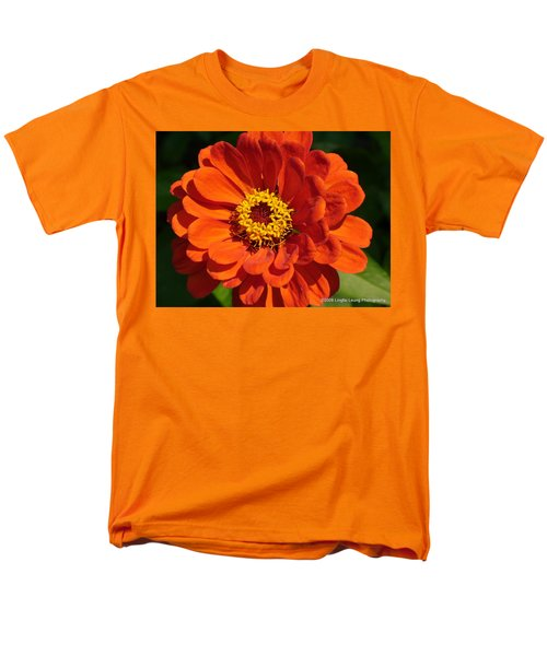 Men's T-Shirt  (Regular Fit) featuring the photograph Sunny Delight by Lingfai Leung