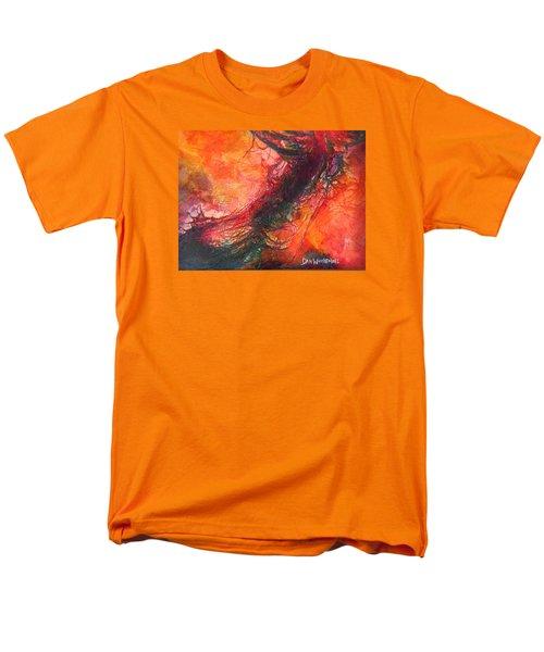 The Singer Men's T-Shirt  (Regular Fit) by Dan Whittemore