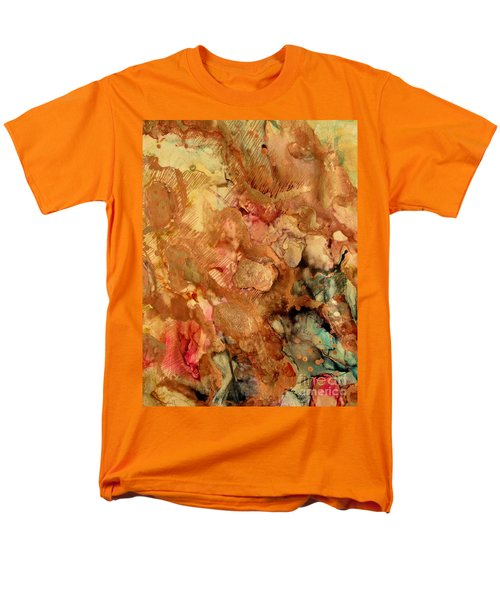 View From Another Realm Men's T-Shirt  (Regular Fit) by Rory Sagner