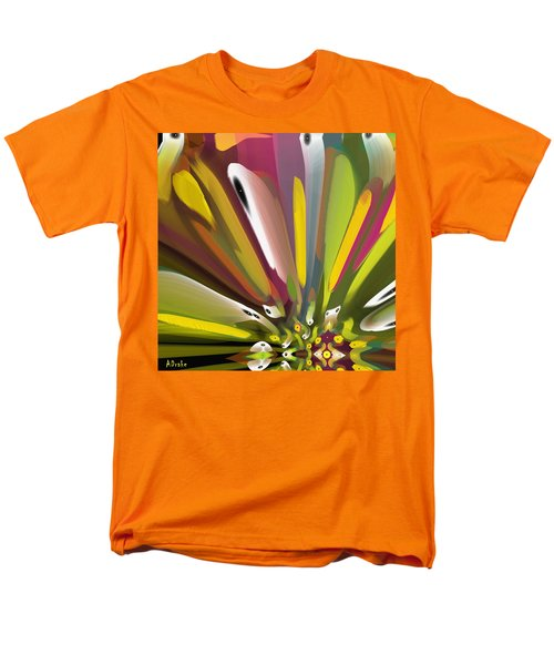 When Spring Turns To Fall Men's T-Shirt  (Regular Fit)