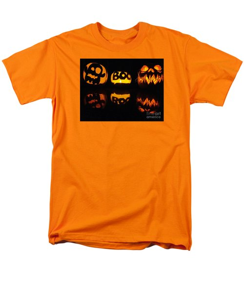Men's T-Shirt  (Regular Fit) featuring the photograph  Texas Halloween - No. 2015 by Joe Finney