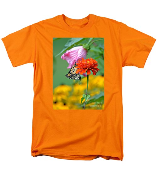 Men's T-Shirt  (Regular Fit) featuring the photograph A New Beginning by Lila Fisher-Wenzel