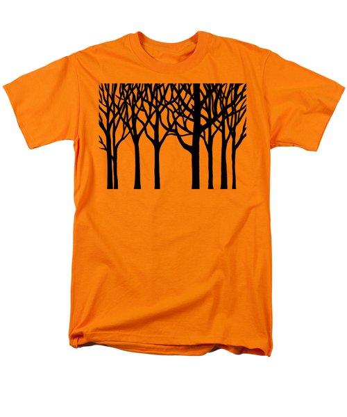 Forest Men's T-Shirt  (Regular Fit) by Irina Sztukowski