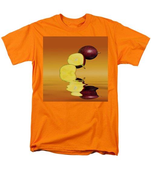 Fresh Ripe Mango Fruits Men's T-Shirt  (Regular Fit) by David French