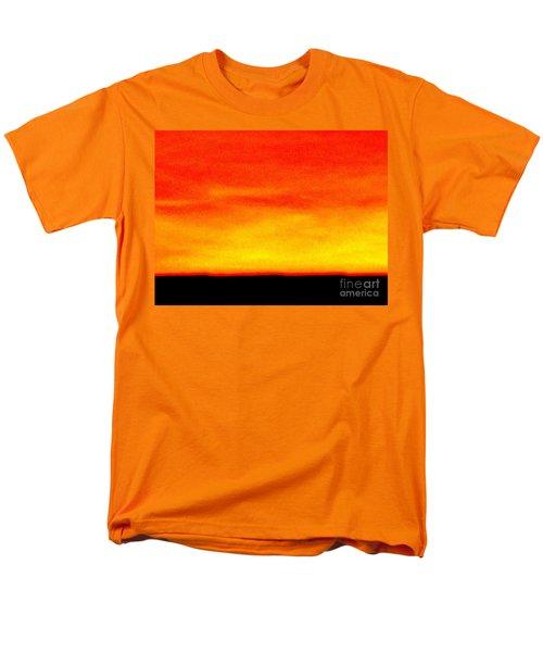 Horizon Men's T-Shirt  (Regular Fit) by Tim Townsend