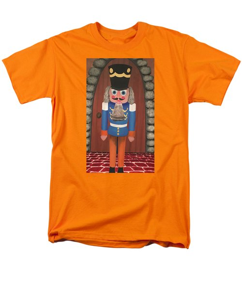 Men's T-Shirt  (Regular Fit) featuring the painting Nutcracker Sweet by Thomas Blood