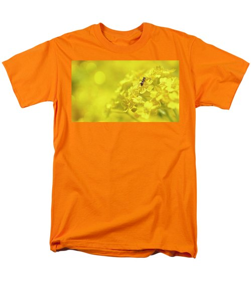 Set The Controls For The Heart Of The Sun Men's T-Shirt  (Regular Fit) by John Poon