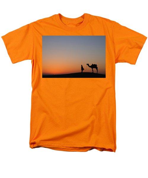 Skn 0866 Just Out Men's T-Shirt  (Regular Fit) by Sunil Kapadia