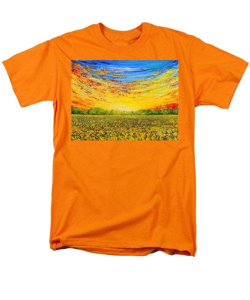 Summer Men's T-Shirt  (Regular Fit) by Teresa Wegrzyn
