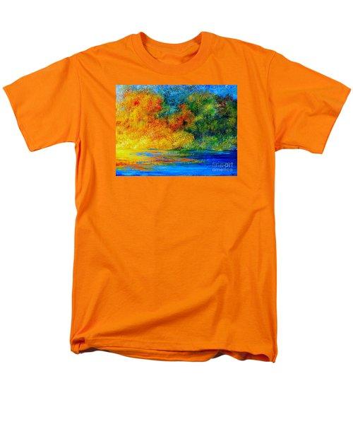 Memories Of Summer Men's T-Shirt  (Regular Fit) by Teresa Wegrzyn