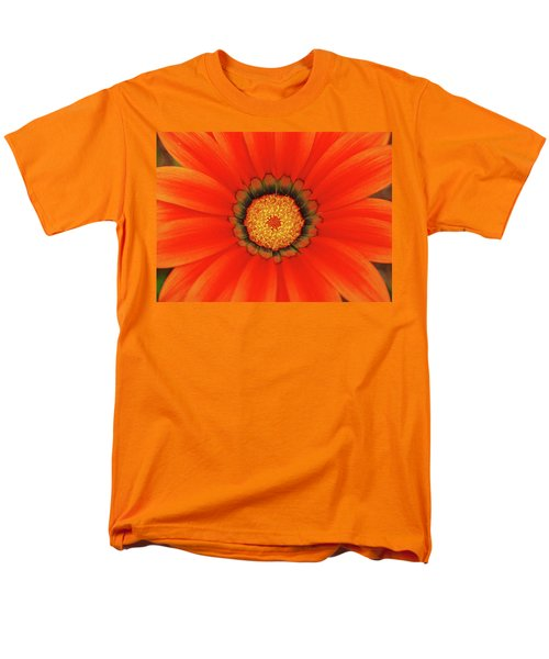 The Beauty Of Orange Men's T-Shirt  (Regular Fit)