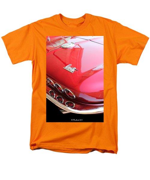 1966 Corvette Stingray Men's T-Shirt  (Regular Fit) by Betty Northcutt