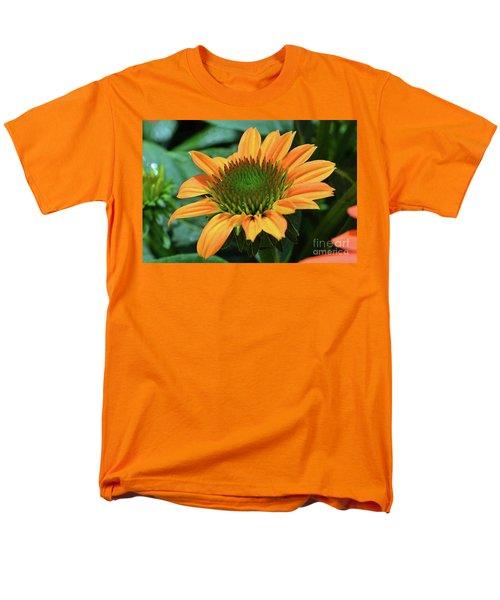 Coneflower  Men's T-Shirt  (Regular Fit)