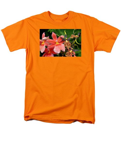Men's T-Shirt  (Regular Fit) featuring the photograph Flower Edition by Bernd Hau