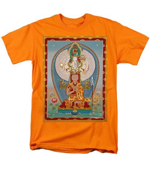 Gelongma Palmo Men's T-Shirt  (Regular Fit) by Sergey Noskov