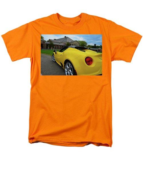4 C Spider Men's T-Shirt  (Regular Fit) by John Schneider