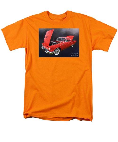 57 Thunderbird Men's T-Shirt  (Regular Fit) by Suzanne Handel