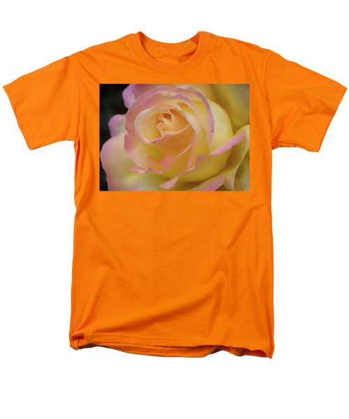 Rose Beauty Men's T-Shirt  (Regular Fit) by Shirley Mitchell