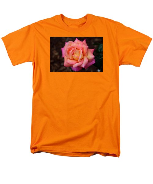 Men's T-Shirt  (Regular Fit) featuring the photograph A Breath From Sarasota by Michiale Schneider