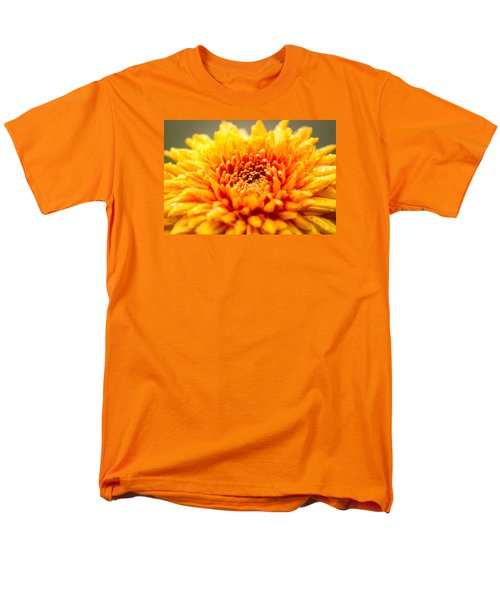 A Little Time To Think Things Over Men's T-Shirt  (Regular Fit) by Wade Brooks