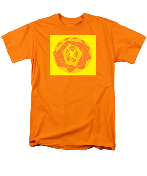 A Rose By Any Other Name 1 Men's T-Shirt  (Regular Fit) by Linda Velasquez