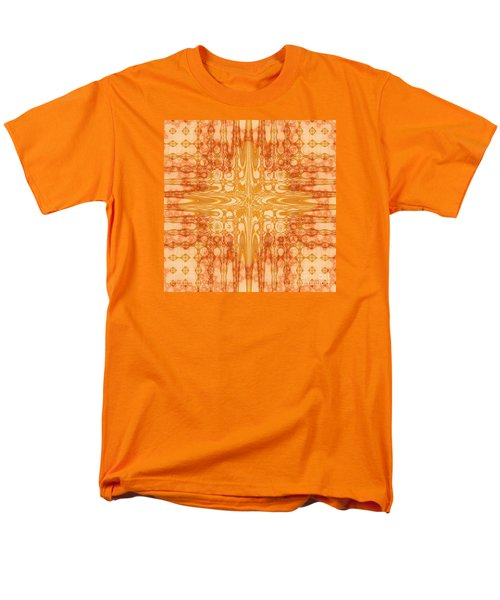 Men's T-Shirt  (Regular Fit) featuring the digital art A Splash Of Colors by Michelle H