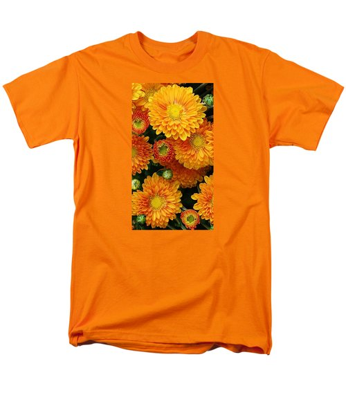 Men's T-Shirt  (Regular Fit) featuring the photograph A Touch Of Autumn by Bruce Bley